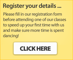 Register Your Details with Dance Passion